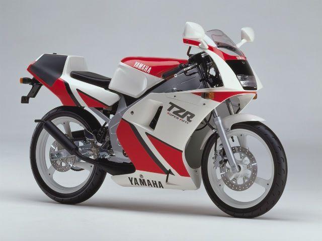 ヤマハのTZR50